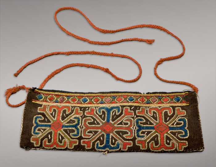 "Article to women's headdress ""kalpak"""