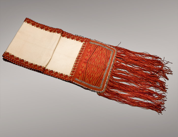 "Headdress ""ubrus"""